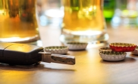 Alcohol and car keys - DMV hearing in Georgia